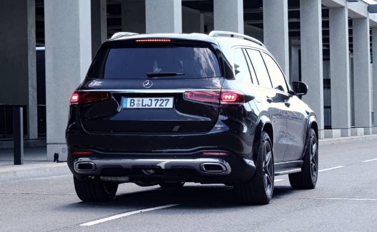 Mercedes Gls 2