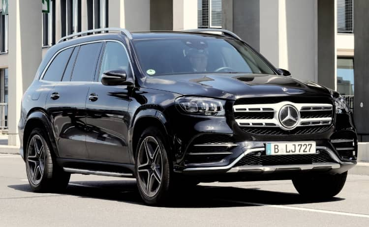 Mercedes Gls 3