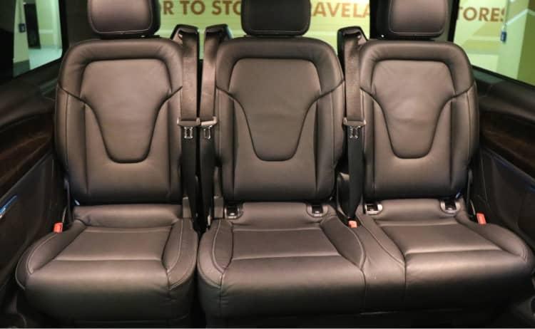 Mercedes V Klasse Hintersitze