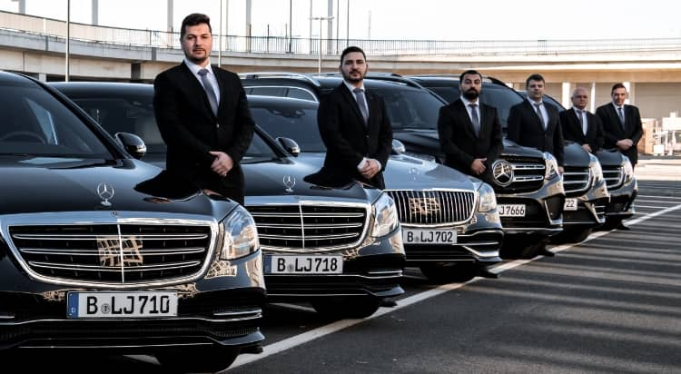 Unsere Chauffeure