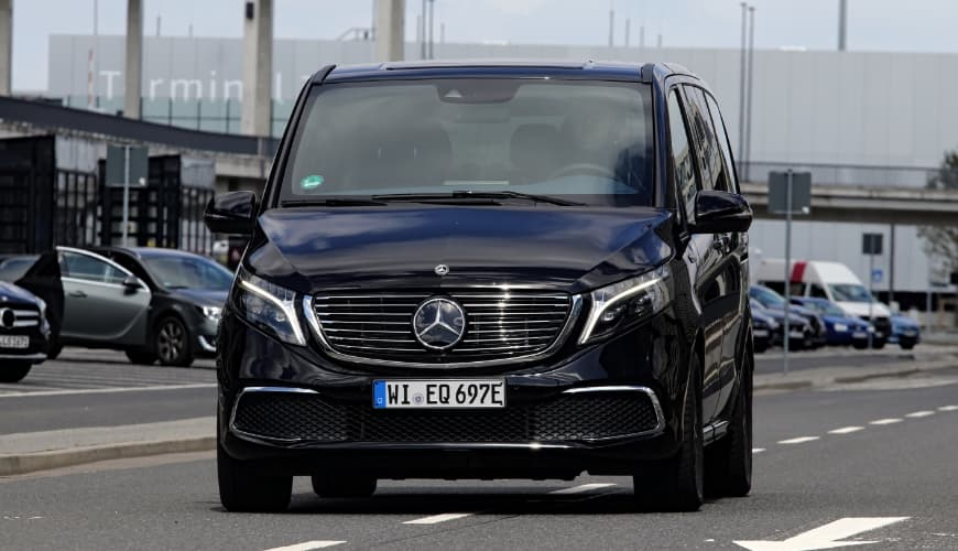 Mercedes v Klasse EQV